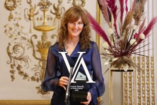 Vienna Awards for Fashion and Lifestyle 2020: DESIGNER OF THE YEAR 2020 - Gewinnerin: Michel Mayer. (Foto Katharina Schiffl)