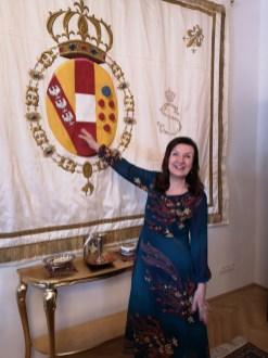 Herta Margarete, Erzherzogin von Österreich, Prinzessin von Toskana. (Foto Reinhard Sudy)