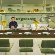 DER GUTE FANG - Rendering Schauküche. (Foto BWMArchitekten)