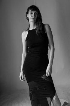 Schauspielerin Claudia Graf. (Foto Puria Safary)