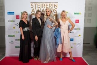 STEIRERIN AWARDS 2021. (Foto Erwin Scheriau)