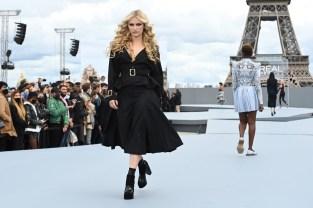 "Camille Razat - ""Le Defile L'Oreal Paris 2021"". (Photo by Pascal Le Segretain/Getty Images For L'Oreal)"