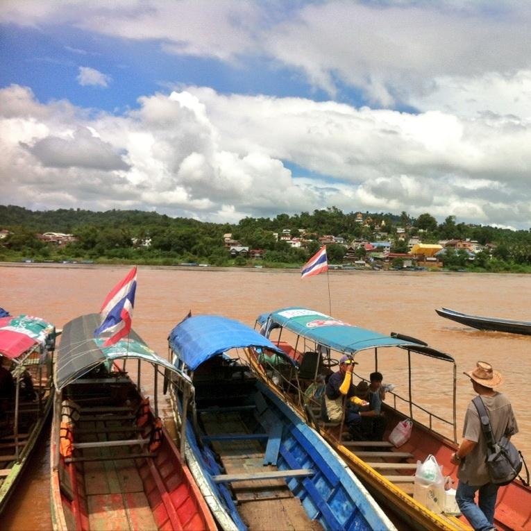 Laos : de l'autre coté du Mékong