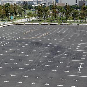 Tokyo Odaiba Parking