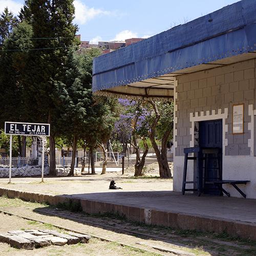 Sucre - Gare El Tejar