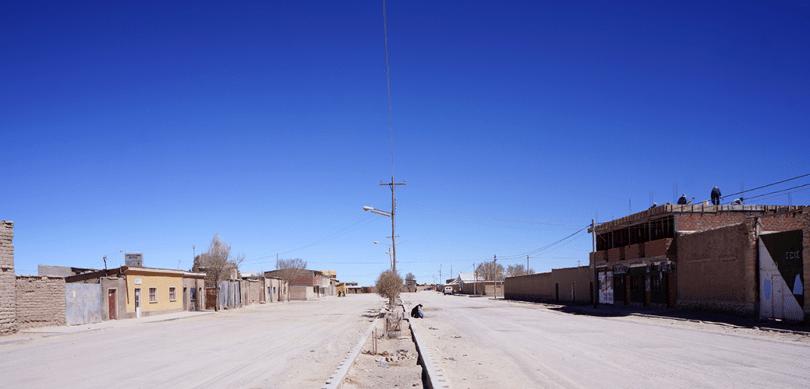 Bolivie - Uyuni / Rue