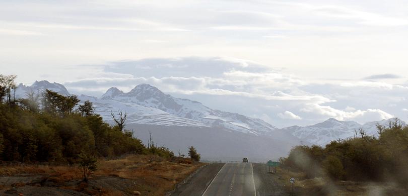 Argentine / Route 3 vers Ushuaïa