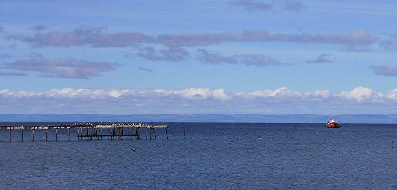Chili - Punta Arenas / Detroit De Magellan