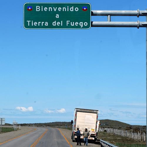 Chili - Terre De Feu / Punta Delgada