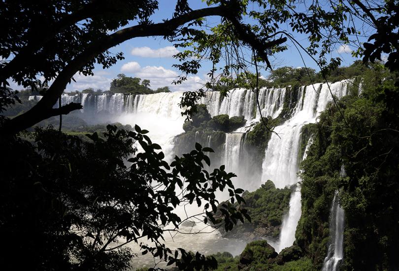 Argentine - Chutes d'Iguazu