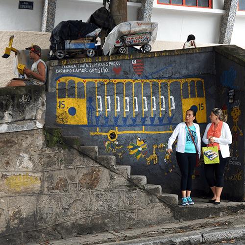 Brésil - Rio de Janeiro / Santa Teresa