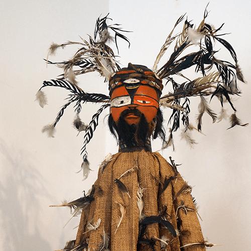 Brésil Salvador De Bahia / Musée Afro-Brésilien