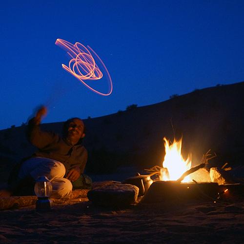Wadi Rum - Bivouac
