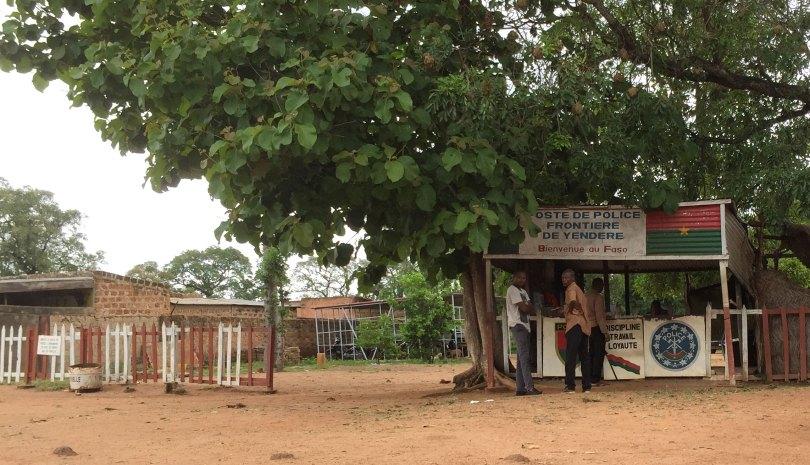 Burkina Faso - Police Frontière Yendere