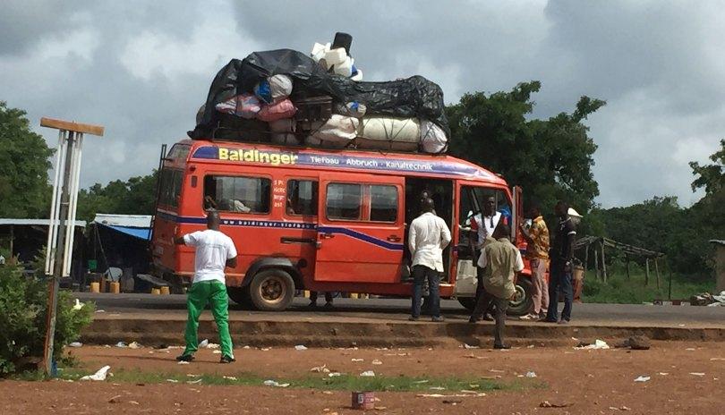 Frontière Ivoiro_Burkinabe