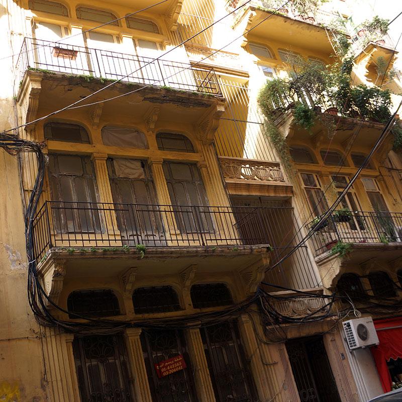 Beyrouth / Gemmayze