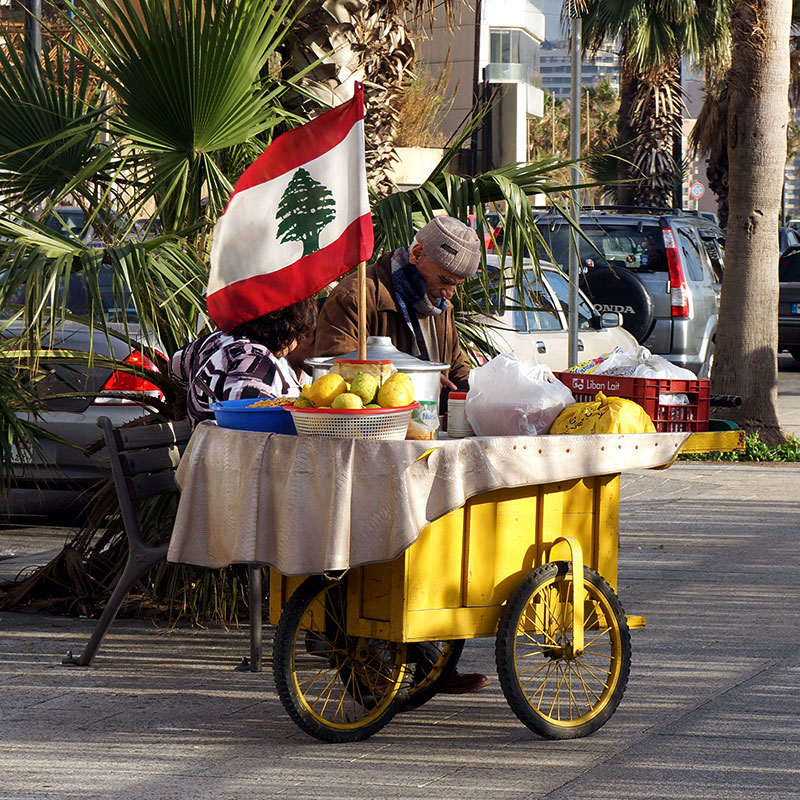Beyrouth / Raouche