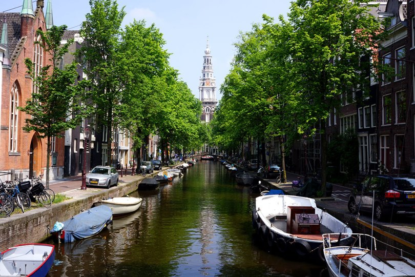 Amsterdam Centrum - Groenburgwal
