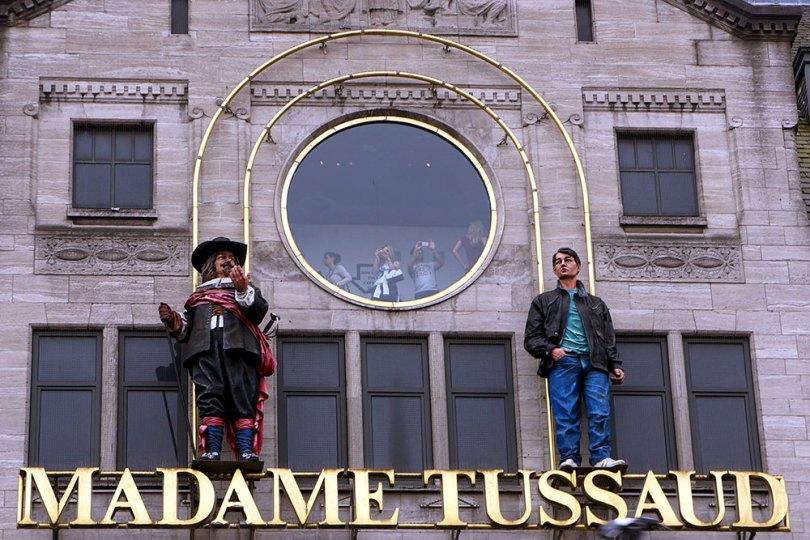 Amsterdam - Madame Tussaud
