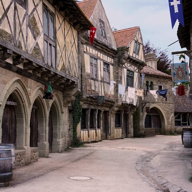 Puy Du Fou - Village Médieval