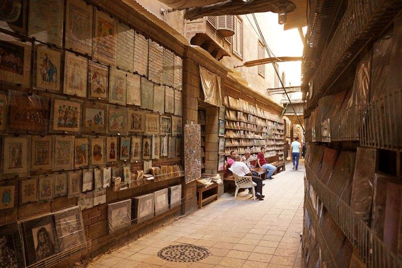 Vieux Caire copte
