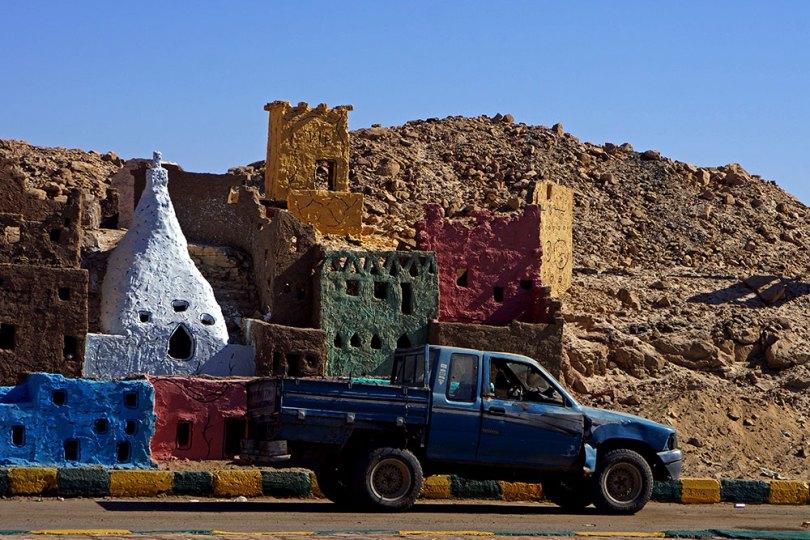 Egypte - Al-Bahariya : Old Oasis