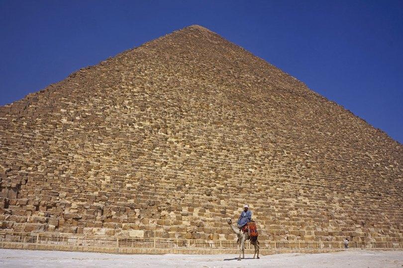 Égypte antique - Pyramide de Khéops