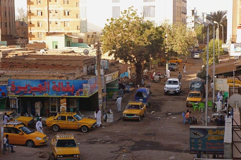 Khartoum Downtown