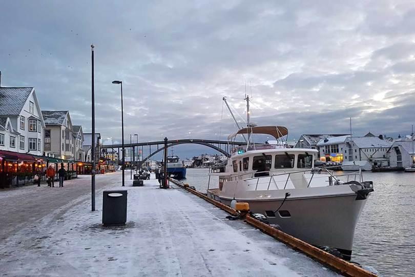 Norvège Escale Haugesund