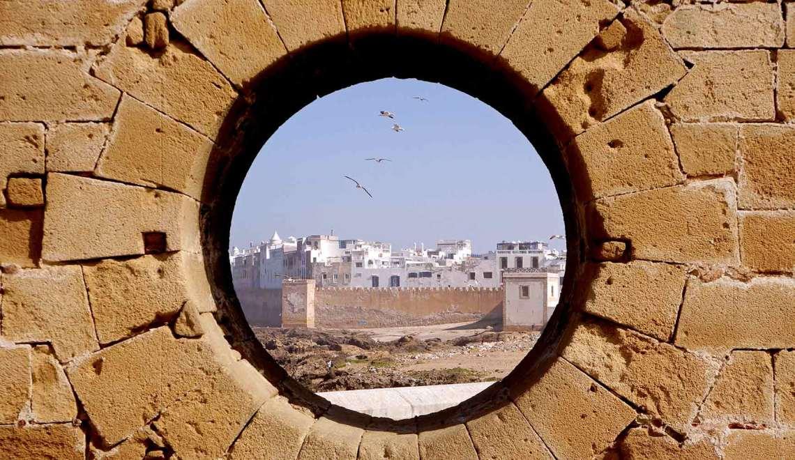 Essaouira - Fortification portugaise