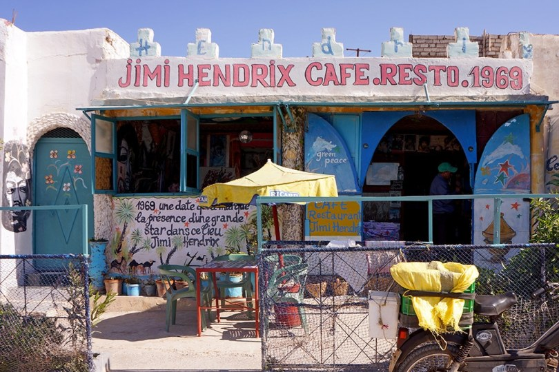 Essaouira - Jimmy Hendrix