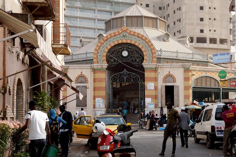 Dakar - Marché Kermel