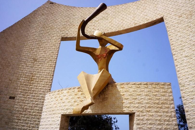 Dakar - Porte du Troisième millénaire