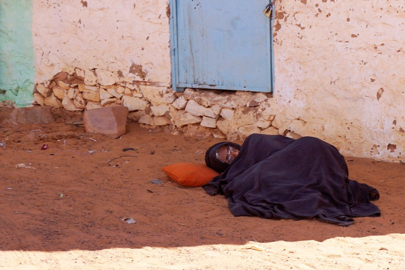 Mauritanie – Chinguetti