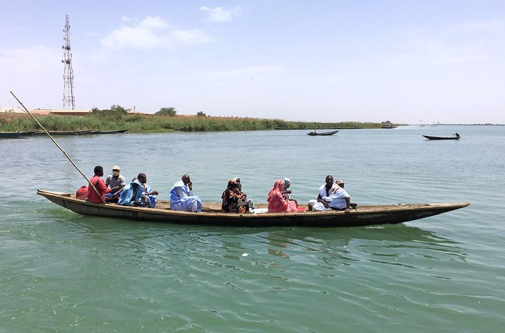 D'une rive à l'autre du fleuve Sénégal