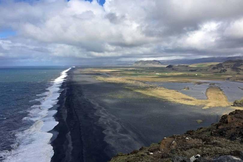 Islande - Péninsule de Dyrhólaey