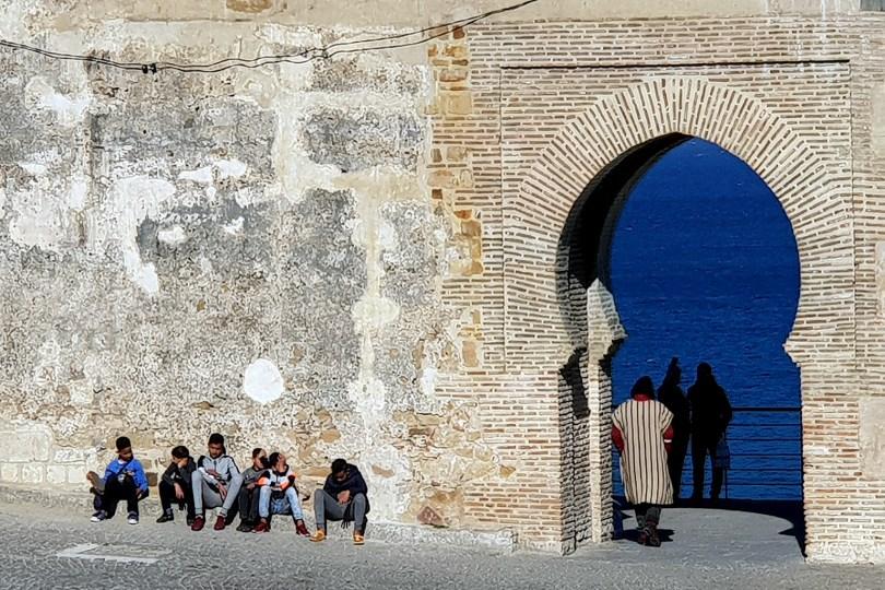 Tanger - Bab Bhar