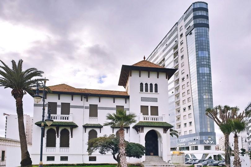 Villa welcome, ancienne manufacture des tabacs (Dox Monopolio)