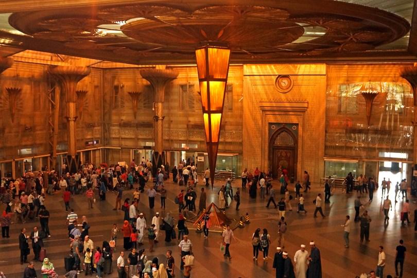 Le Caire - Gare Ramsès