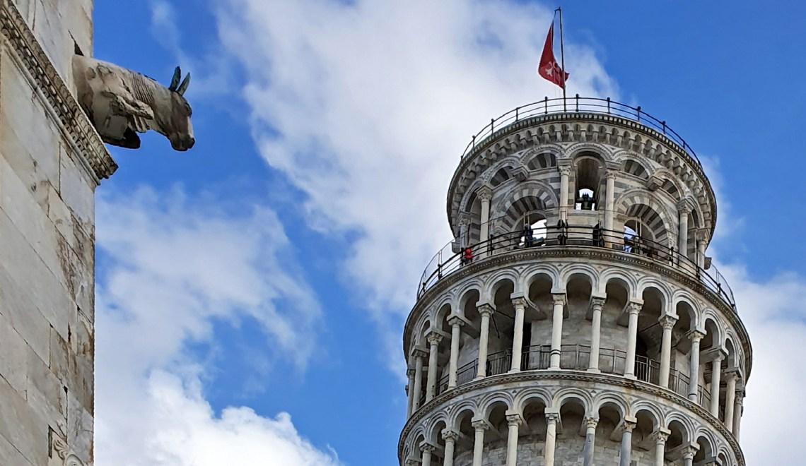 Italie - Pise : Tour penchée
