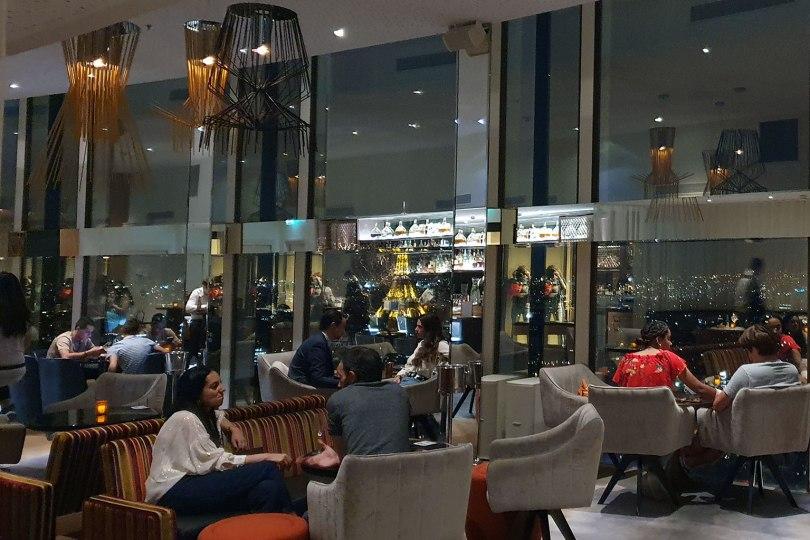 Paris - Bar Hôtel Hyatt Regency