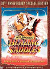 Blazing Saddles: Farting By the Campfire