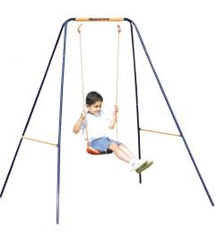 deluxe 2 in 1 swing [ 1000 x 900 Pixel ]