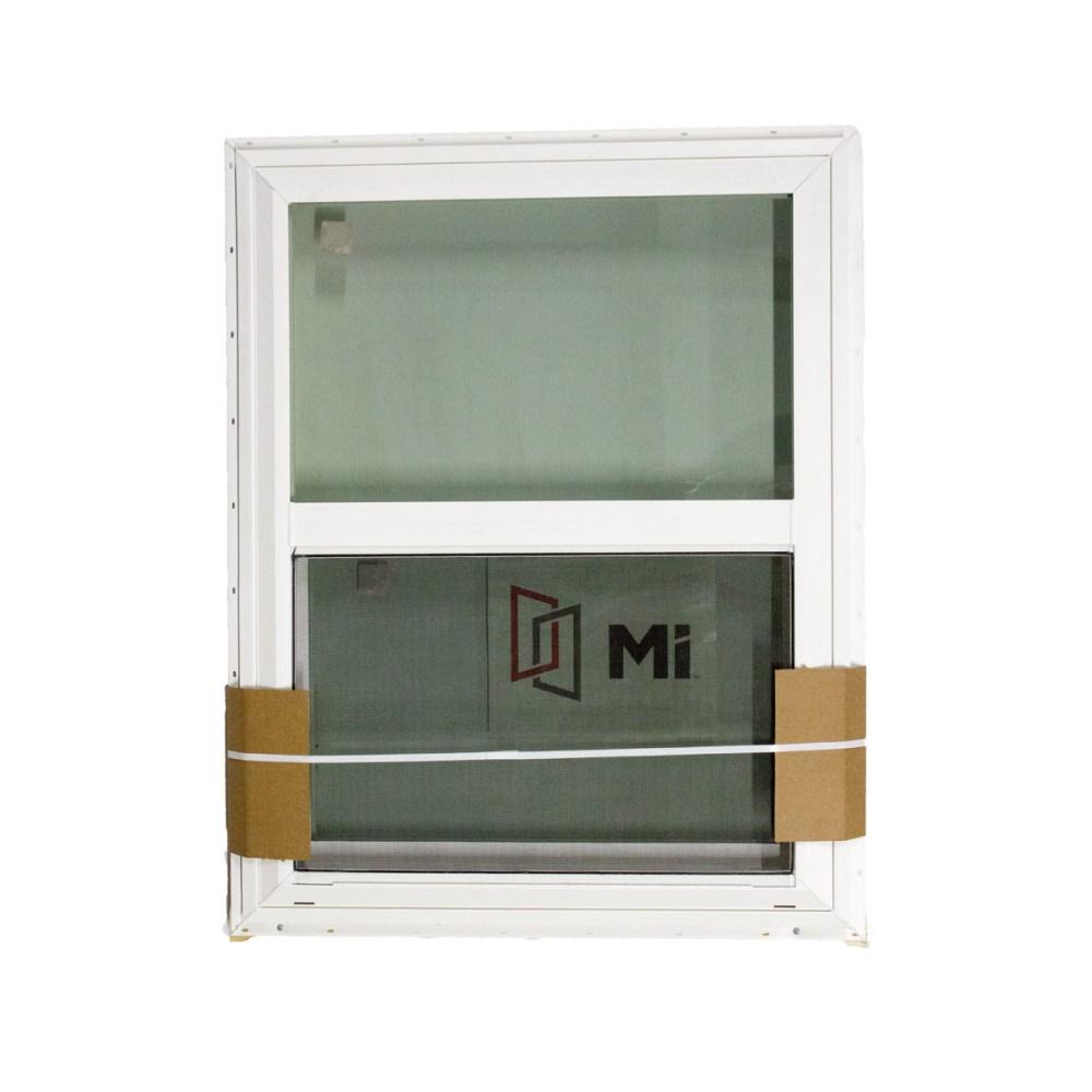 medium resolution of 36 x 48 metal industry new construction clear windows