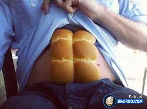 funny_fun_humor_man_with_six_pack_muscles_ideas_prank_pics_images_pictures_photos_bread_guy_boy