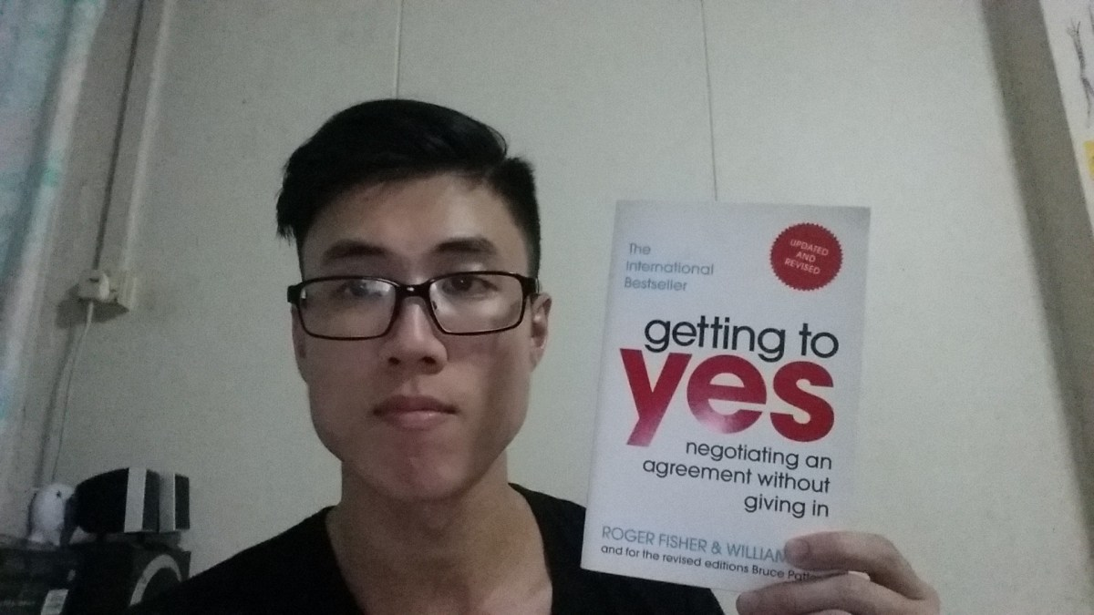 getting to yes