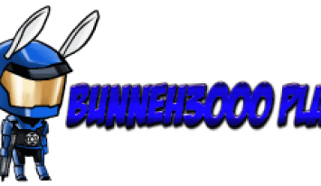 Bunneh3000 Plays logo