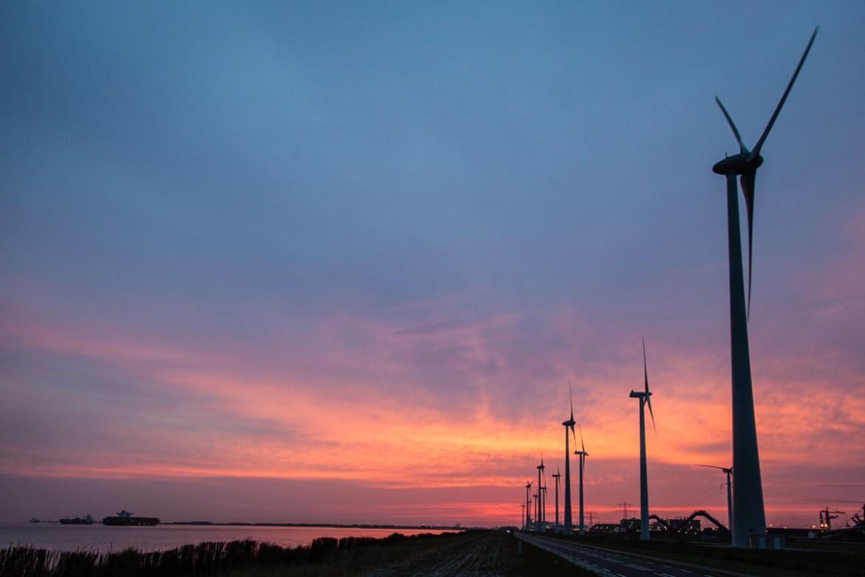 windmolens Vlissingen-Oost