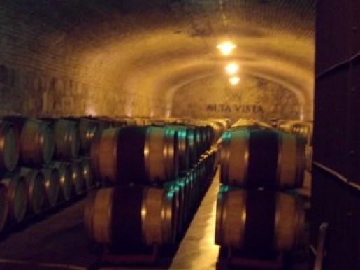 Alta vista cellars, lujan de cuyo, mendoza, argentina