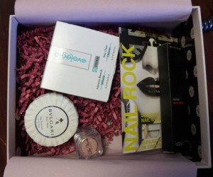 February Glossybox Version A
